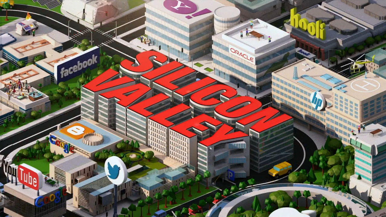 Silicon Valley – intro